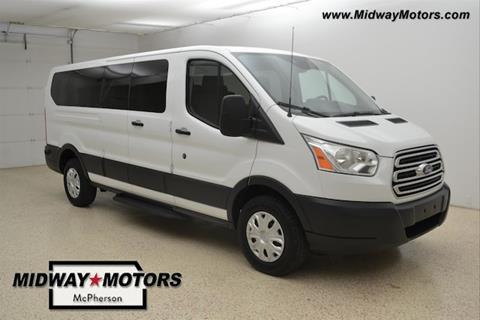 2016 Ford Transit Passenger for sale in Mcpherson, KS