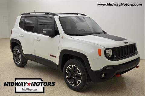 2016 Jeep Renegade for sale in Mcpherson, KS