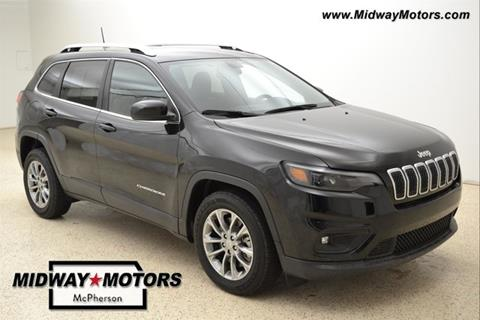 2019 Jeep Cherokee for sale in Mcpherson, KS