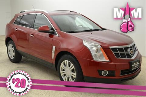 2010 Cadillac SRX for sale in Mcpherson, KS