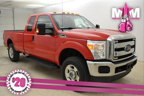 2015 Ford F-250 Super Duty for sale in Mcpherson, KS