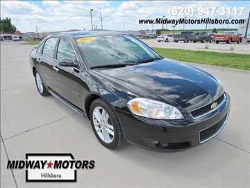 2016 Chevrolet Impala Limited for sale in Hillsboro, KS