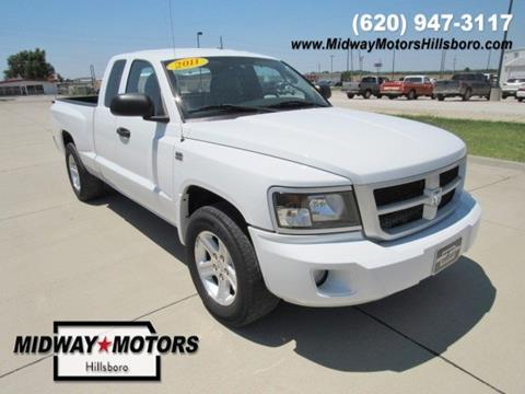 2011 RAM Dakota for sale in Hillsboro, KS