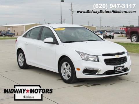 2015 Chevrolet Cruze for sale in Hillsboro, KS