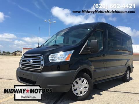 2017 Ford Transit Wagon for sale in Hutchinson, KS