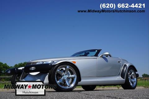 2000 Plymouth Prowler for sale in Hutchinson, KS