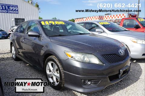2011 Toyota Camry for sale in Hutchinson, KS