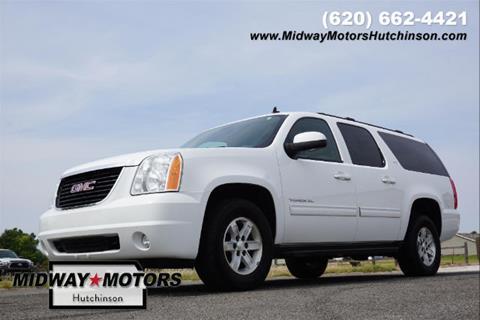 2010 GMC Yukon XL for sale in Hutchinson, KS