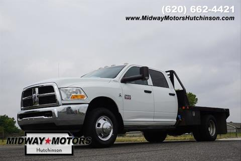 2012 RAM Ram Chassis 3500 for sale in Hutchinson, KS