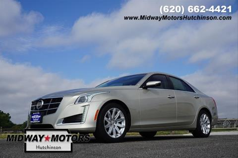 2014 Cadillac CTS for sale in Hutchinson, KS