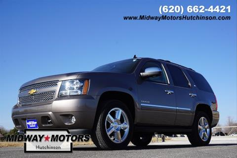 2013 Chevrolet Tahoe For Sale In Hutchinson Ks