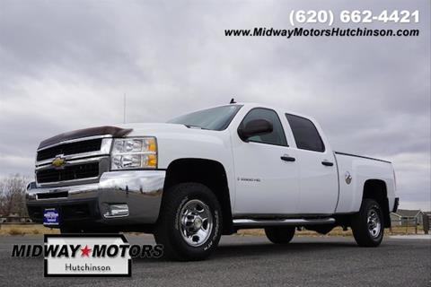 2009 Chevrolet Silverado 2500 For Sale In Hutchinson Ks
