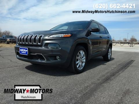 Jeep for sale in hutchinson ks for Midway motors chevrolet of hutchinson