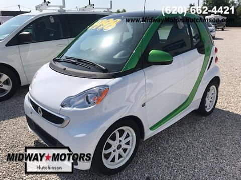 2015 Smart fortwo electric drive for sale in Hutchinson, KS