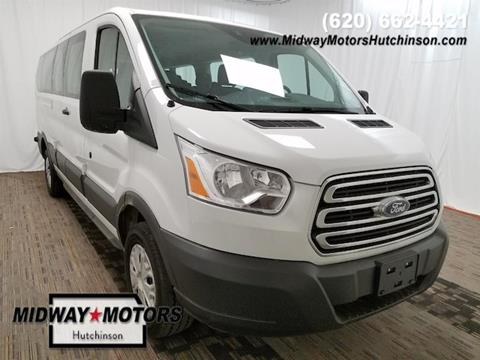 2018 Ford Transit Passenger for sale in Hutchinson, KS