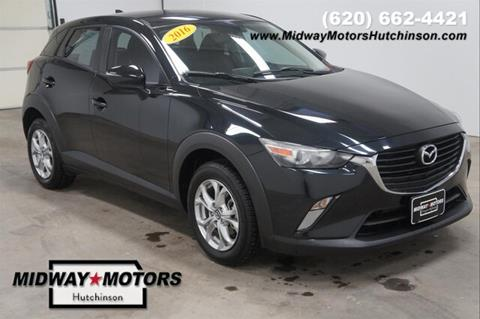 2016 Mazda CX-3 for sale in Hutchinson, KS