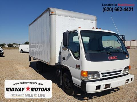 2002 GMC W4500 for sale in Hutchinson, KS