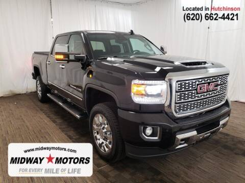 2019 GMC Sierra 2500HD for sale in Hutchinson, KS