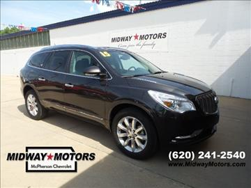 2015 Buick Enclave for sale in Mcpherson, KS