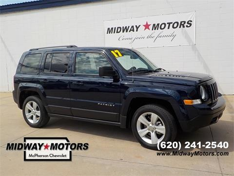 2017 Jeep Patriot for sale in Mcpherson, KS