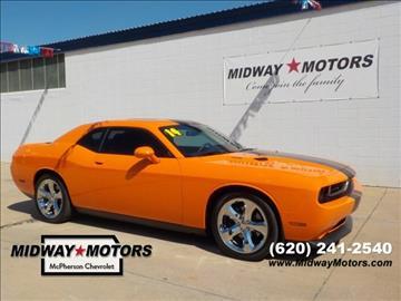2014 Dodge Challenger for sale in Mcpherson, KS
