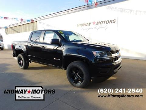 Chevrolet colorado for sale in mcpherson ks for Midway motors used car supercenter mcpherson ks