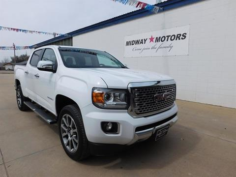 2017 GMC Canyon for sale in Mcpherson, KS