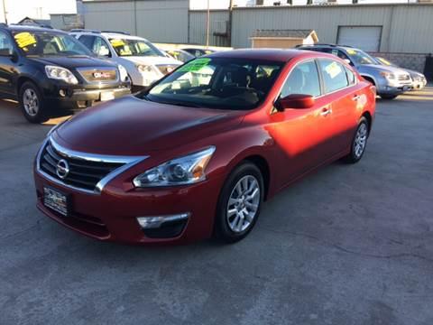 2014 Nissan Altima for sale in Livingston, CA