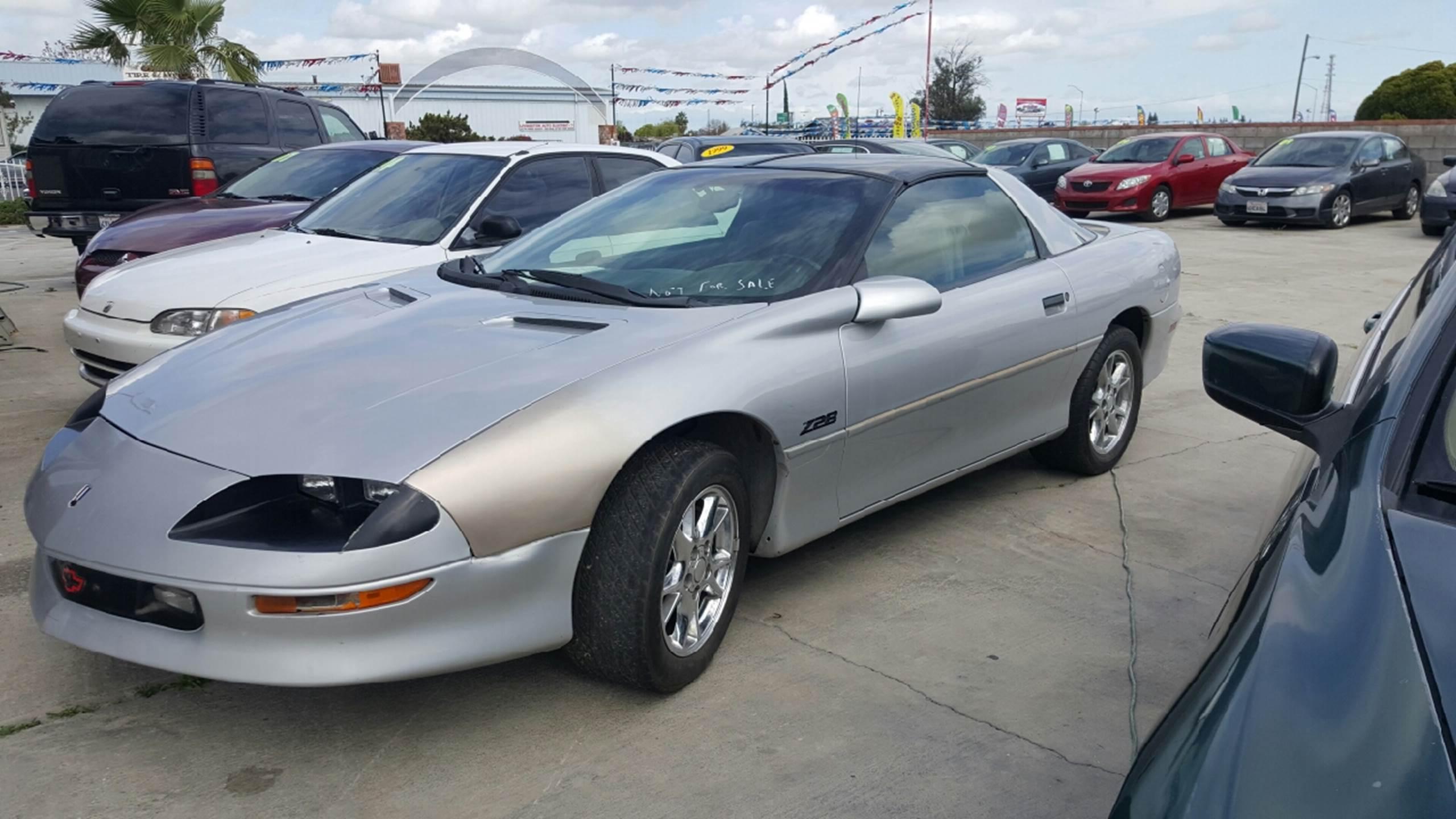 1997 Chevrolet Camaro for sale in Livingston, CA