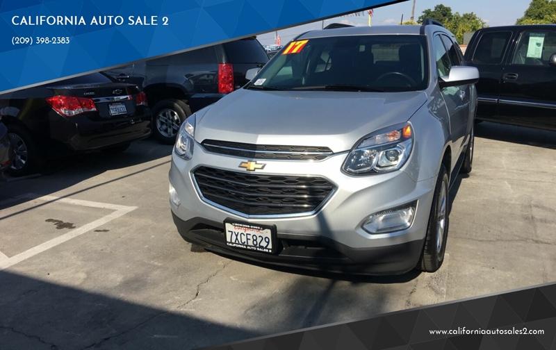 2017 Chevrolet Equinox LT 4dr SUV w/1LT - Livingston CA