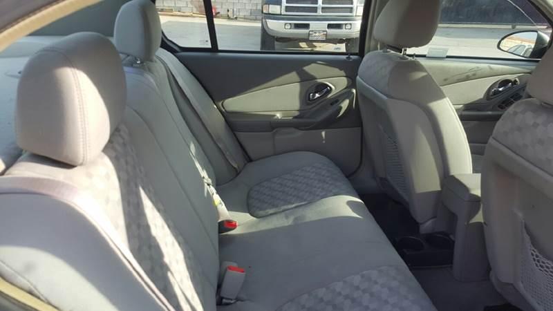 2005 Chevrolet Malibu LS 4dr Sedan - Livingston CA