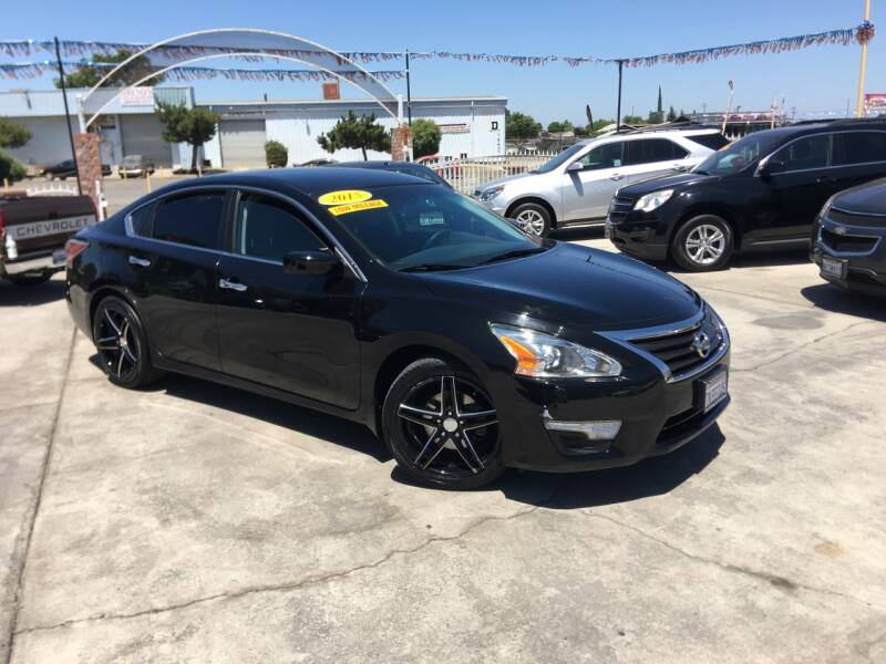 2015 Nissan Altima 2.5 S 4dr Sedan - Livingston CA