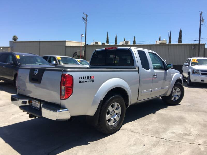 2006 Nissan Frontier Nismo 4dr King Cab SB (4L V6 5A) - Livingston CA