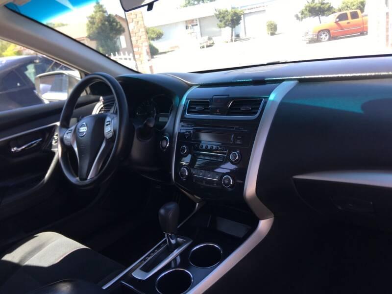 2015 Nissan Altima 2.5 S 4dr Sedan - Livingston CA