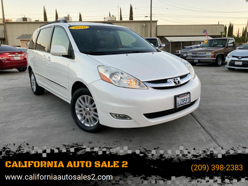 2010 Toyota Sienna AWD XLE Limited 7-Passenger 4dr Mini-Van - Livingston CA