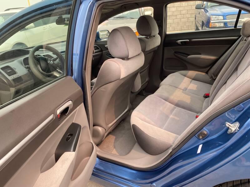 2007 Honda Civic EX 4dr Sedan (1.8L I4 5A) - Livingston CA