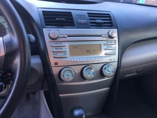 2007 Toyota Camry SE 4dr Sedan (2.4L I4 5M) - Livingston CA
