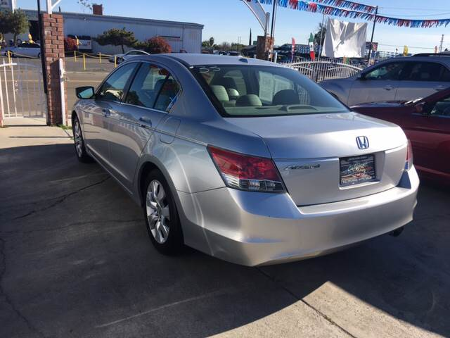 2008 Honda Accord EX-L 4dr Sedan 5A - Livingston CA