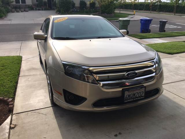2010 Ford Fusion SE 4dr Sedan - Livingston CA