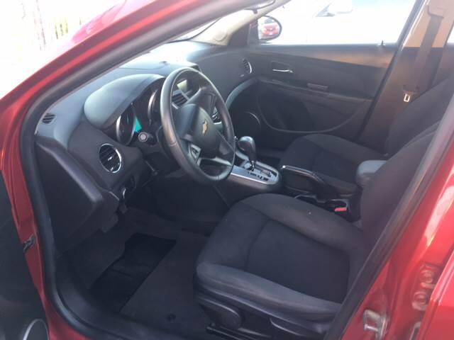 2011 Chevrolet Cruze LT Fleet 4dr Sedan - Livingston CA