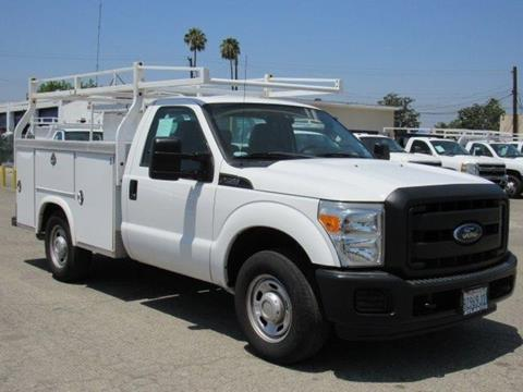 2013 Ford F-250 Super Duty for sale in La Puente, CA