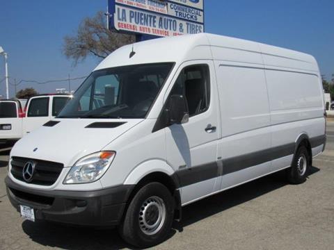 2012 Mercedes-Benz Sprinter Cargo for sale in La Puente, CA