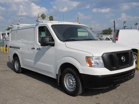 2014 Nissan NV Cargo for sale in La Puente, CA