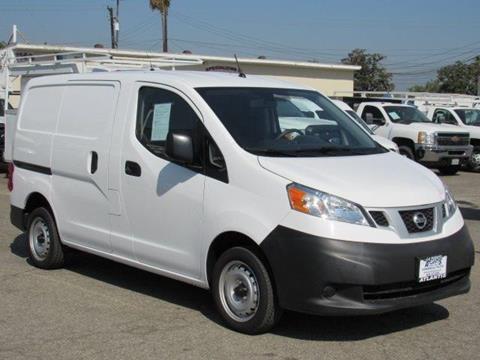 2016 Nissan NV200 for sale in La Puente, CA