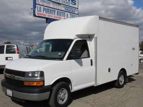 2014 Chevrolet Express Cutaway for sale in La Puente, CA