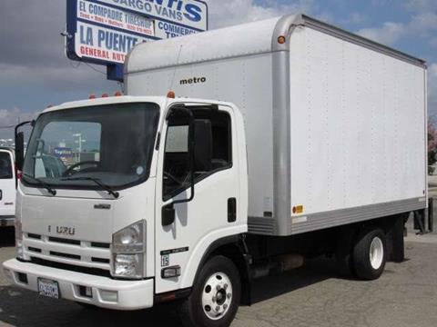 2014 Isuzu NPR for sale in La Puente, CA