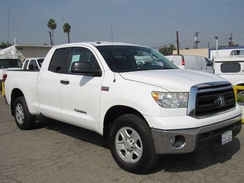 2012 Toyota Tundra for sale in La Puente, CA