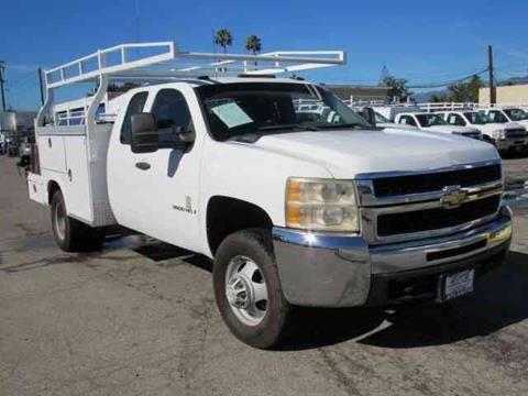 2008 Chevrolet Silverado 3500HD CC for sale in La Puente, CA