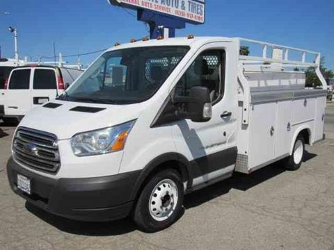 2015 Ford Transit Chassis Cab for sale in La Puente, CA