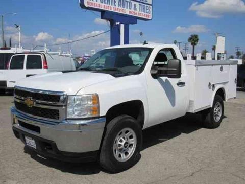 2014 Chevrolet Silverado 3500HD CC for sale in La Puente, CA